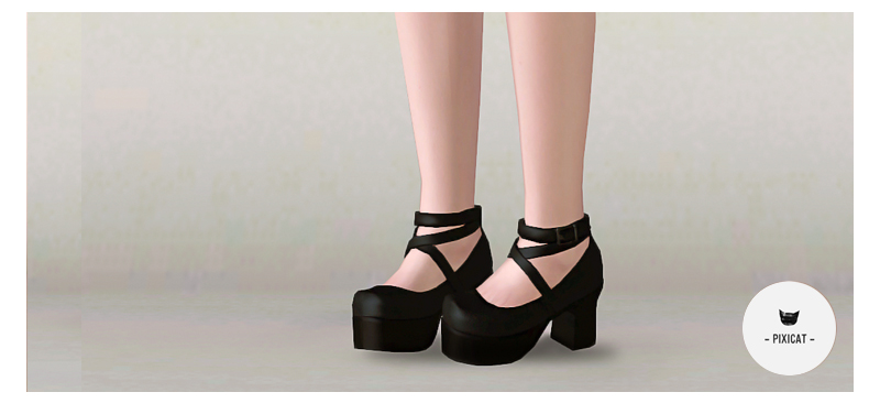 Lolita shoes by Pixicat