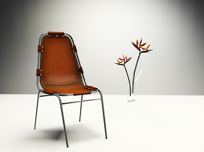 Les Arcs Chair by Gelina