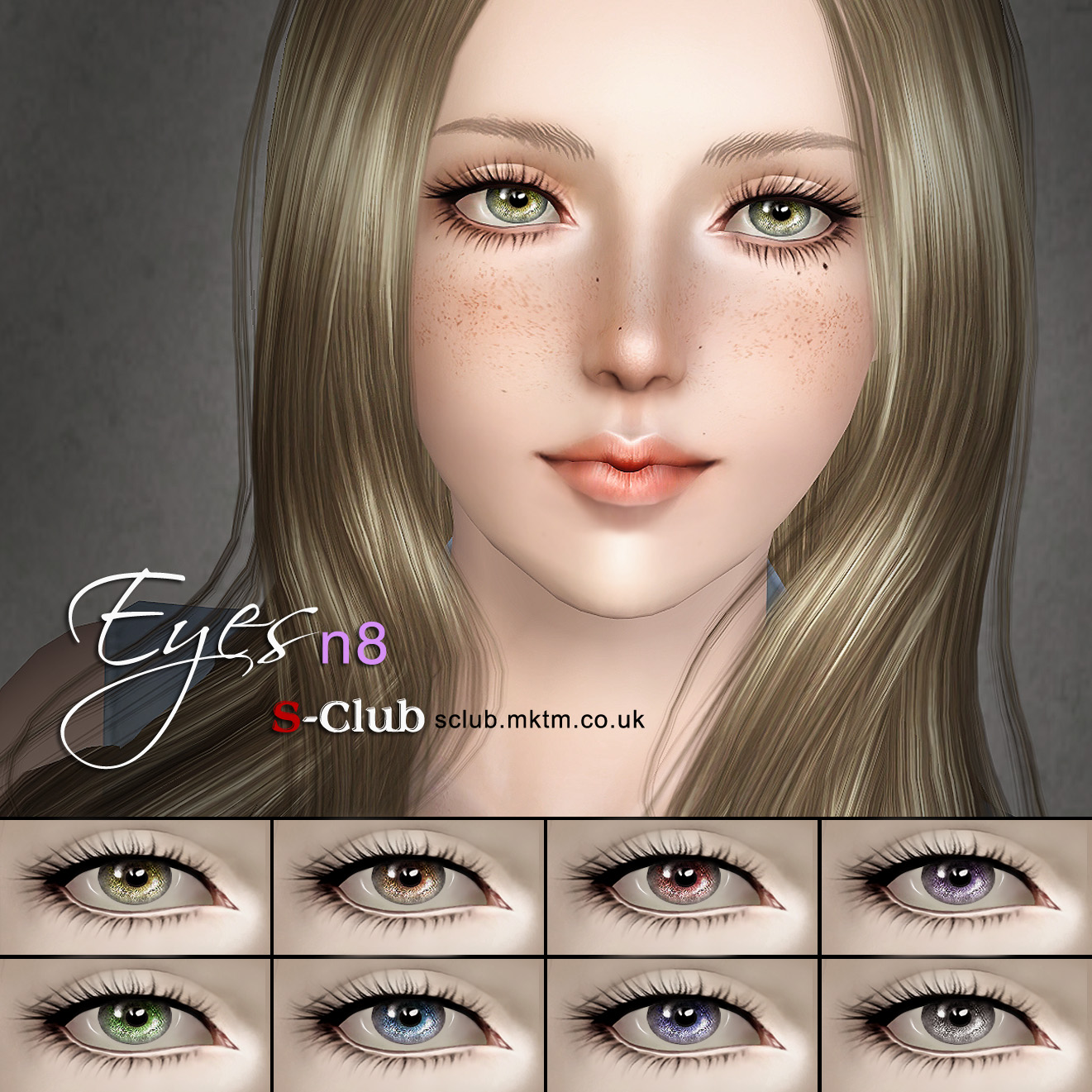 Eyes N8 by S-Club