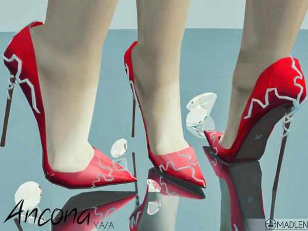 Madlen Ancona Shoes by MJ95