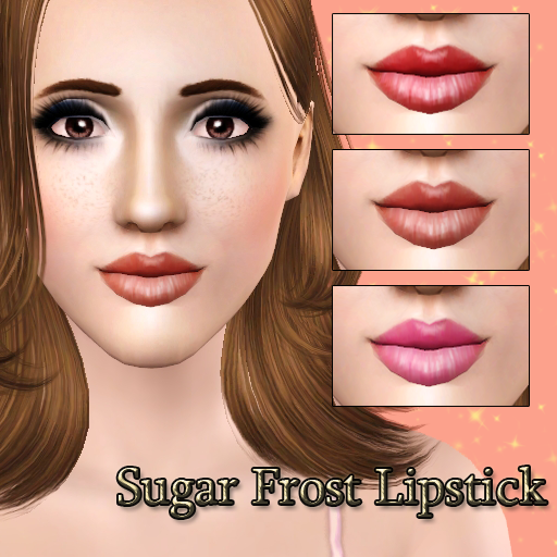 Sugar Frost Lipstick By Brittany