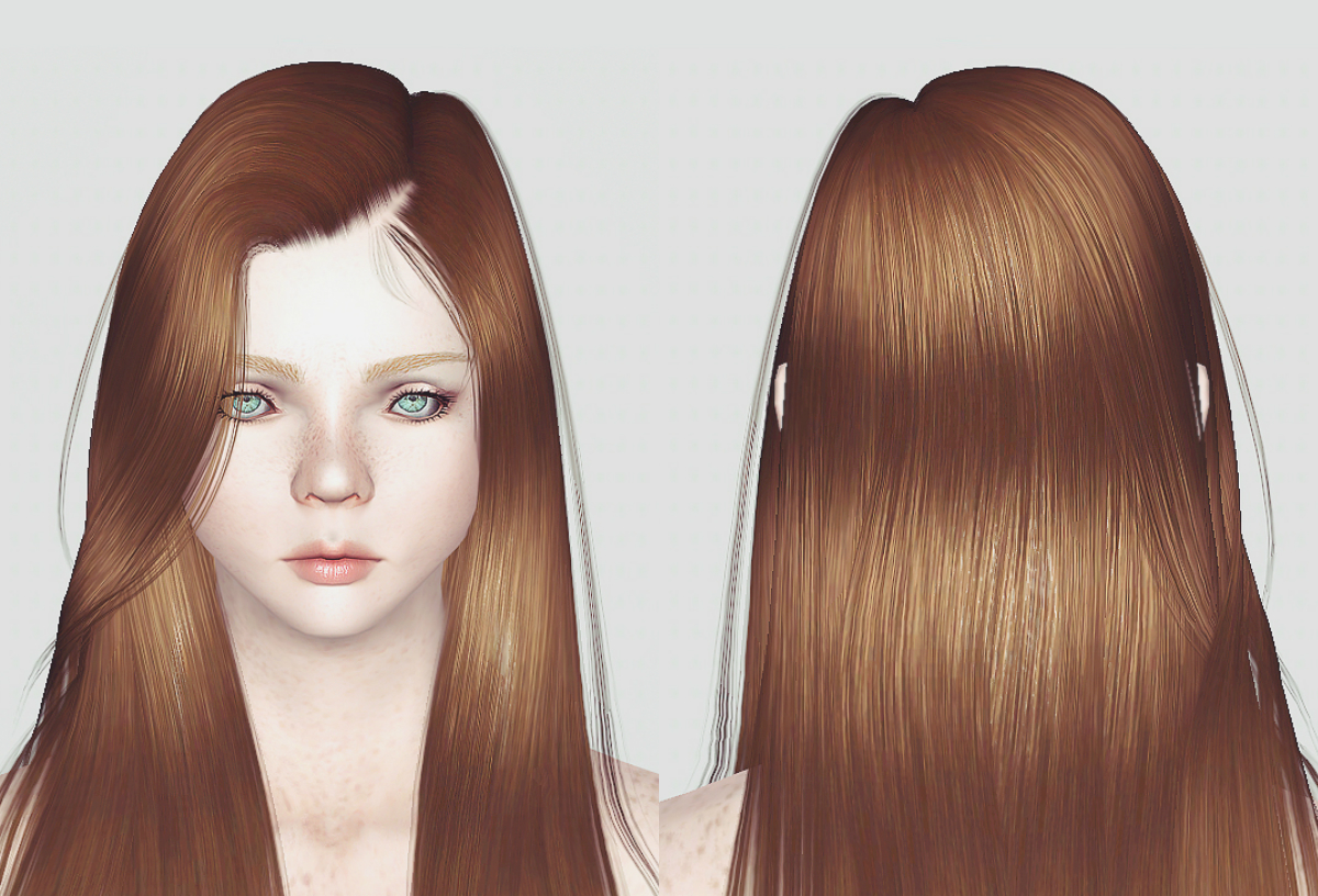 Alesso Eve Retexture by Momosims
