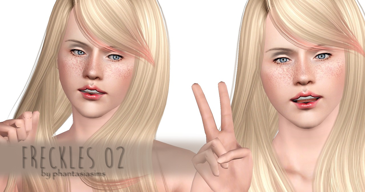 Freckles 02 by Jassi