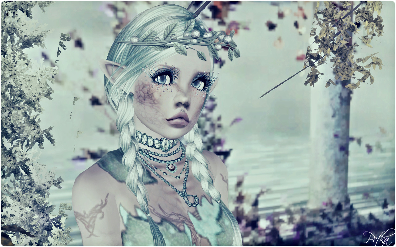 Frozen Leaves sims by Petka