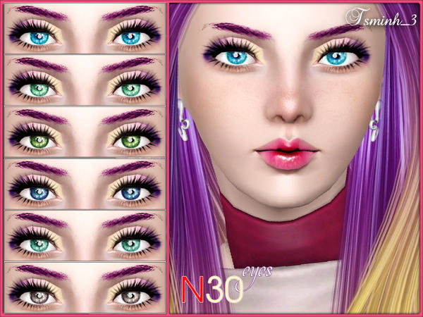 Eyes N30 by tsminh_3