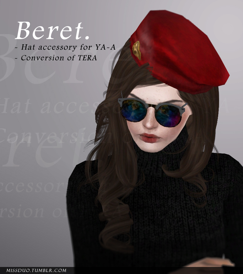 Beret by M1ssduo