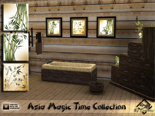 Asia Magic Time Collection by Devirose