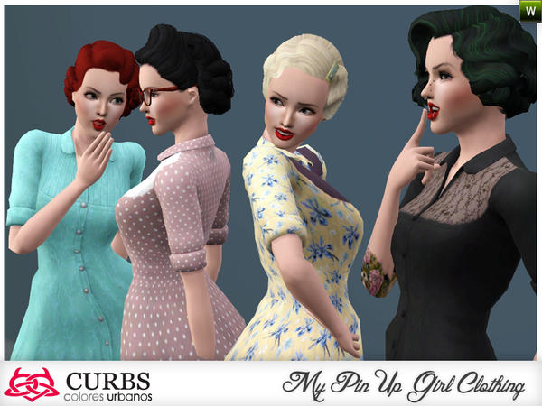 curbs rockabilly 13 by Colores Urbanos