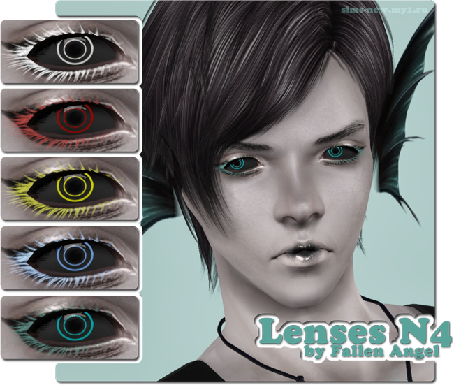 Lenses N4 by Fallen-Angel
