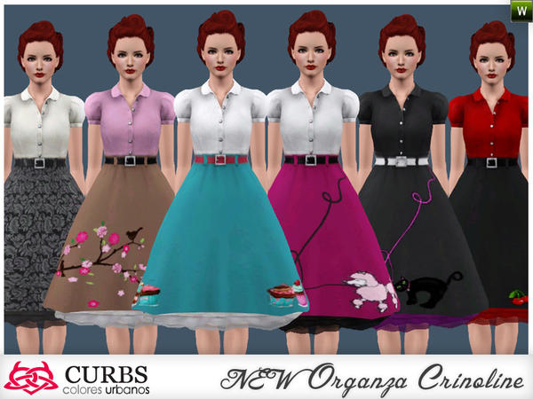 curbs rockabilly 14 by Colores Urbanos