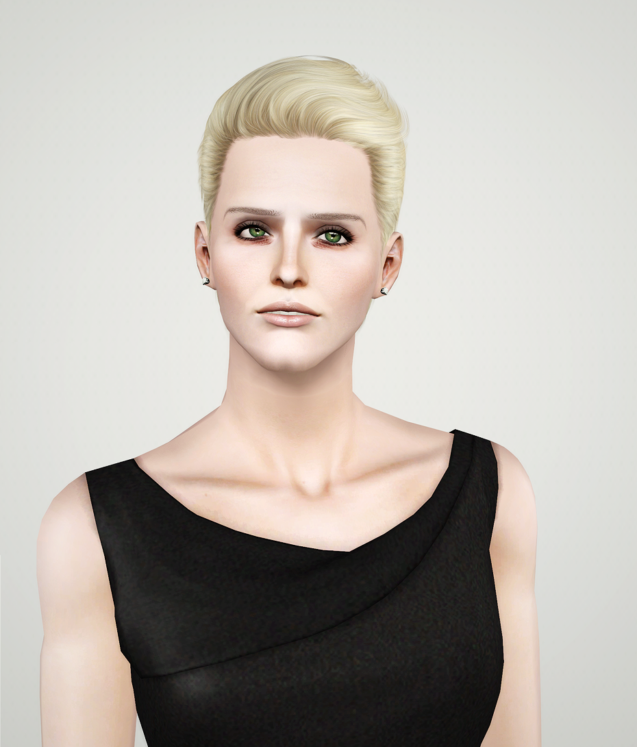 Cazy Nicholas Retextured and Converted for Females by Rusty Nail