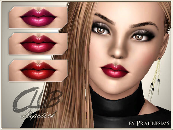 Club Lipstick by Pralinesims