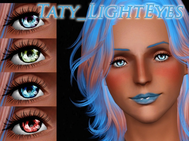 Light Eyes by Tati
