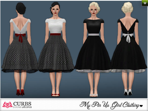 curbs rockabilly 16 by Colores Urbanos