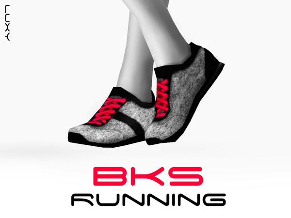 BKS Running by LuxySims3