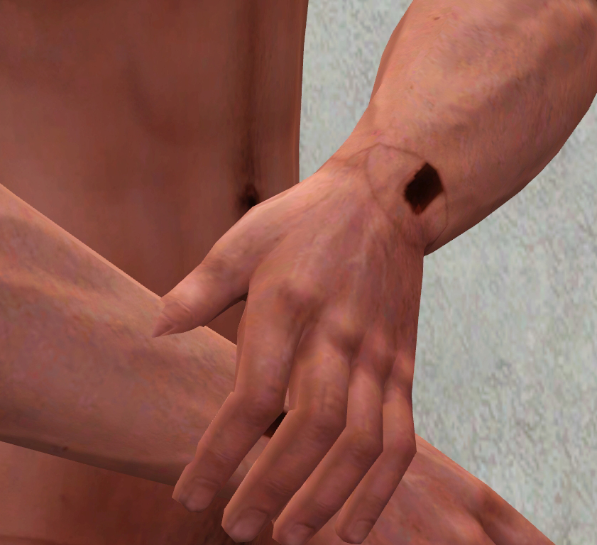 Coin Operated Boy - Male only skinblend + Bonus by Levini