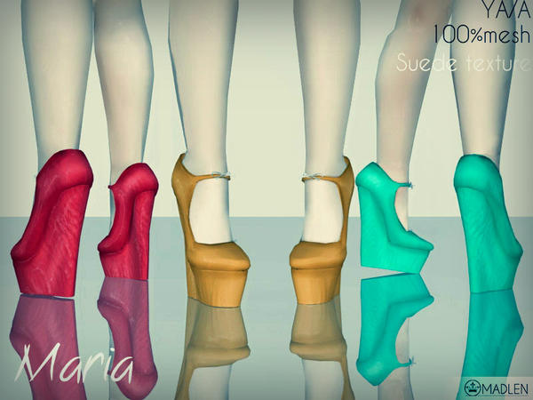 Madlen Maria Shoes by MJ95