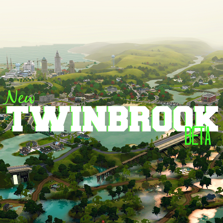 New Twinbrook Beta by Minasavenue