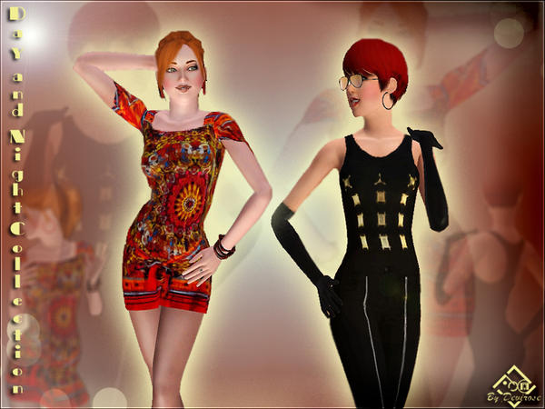 Day and Night Collection by Devirose