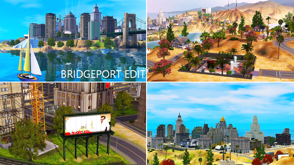 Bridgeport Edit by Woohoojuicesimoleons