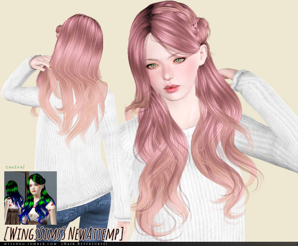 Store, Newsea, Raon and More Hair Retextures by M1ssduo