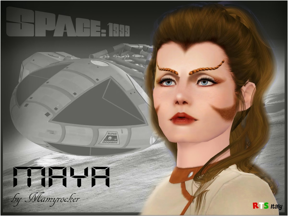 Space 1999 - Maya by MamyRocker