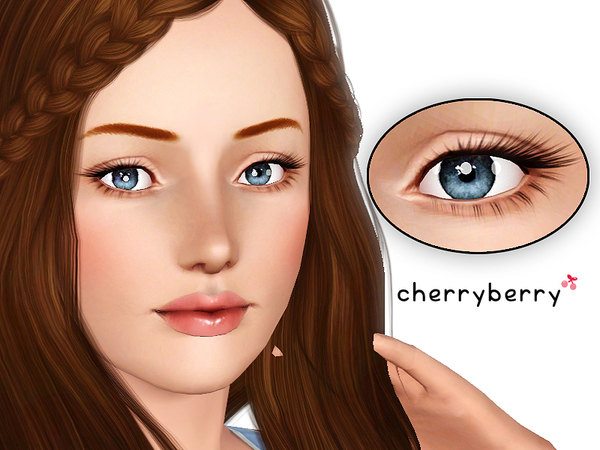 Wonderland eyes by CherryBerrySim