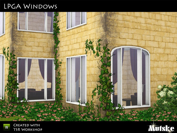 LPGA project Windows by mutske