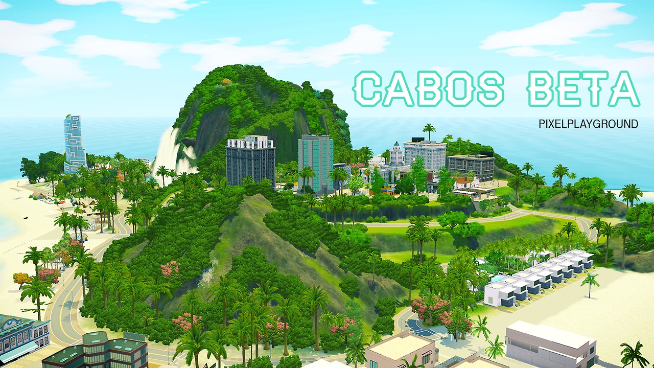 CABOS BETA by pixelplayground