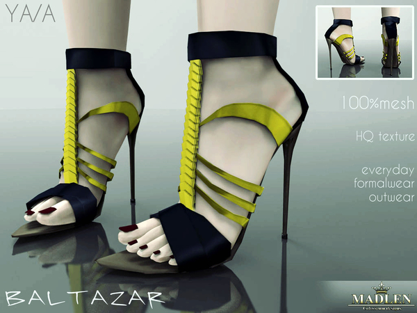 Madlen Baltazar Shoes by MJ95