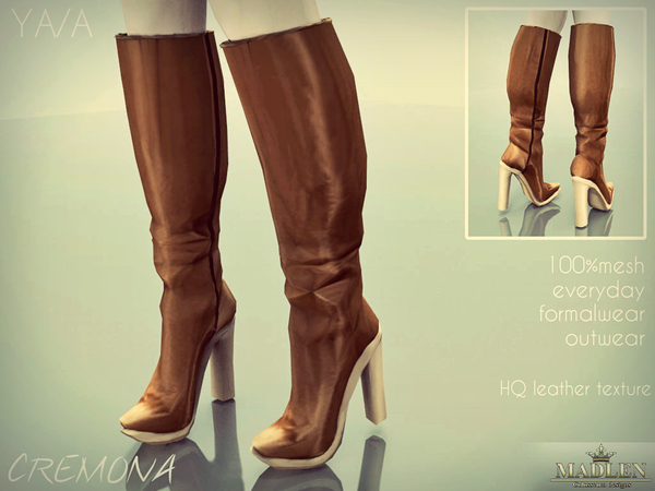 Madlen Cremona Boots by MJ95