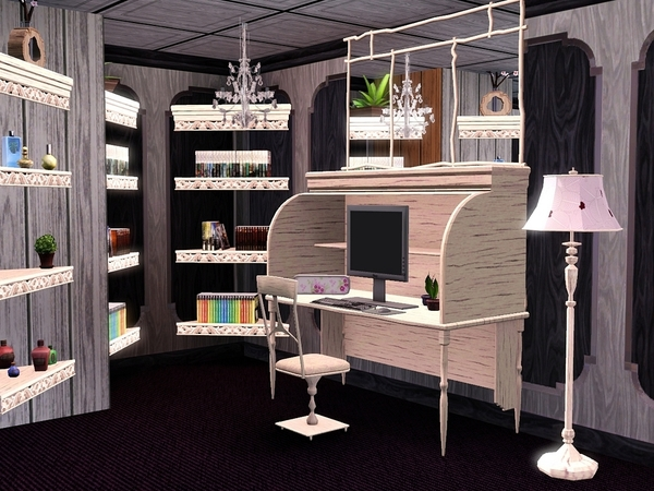 Brownie Chic Office by Flovv