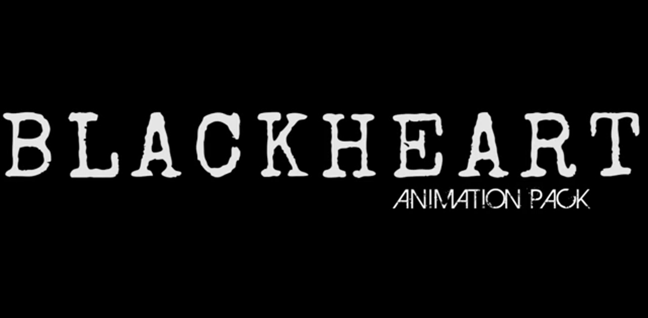 Blackheart Custom Animations by HDS Creations