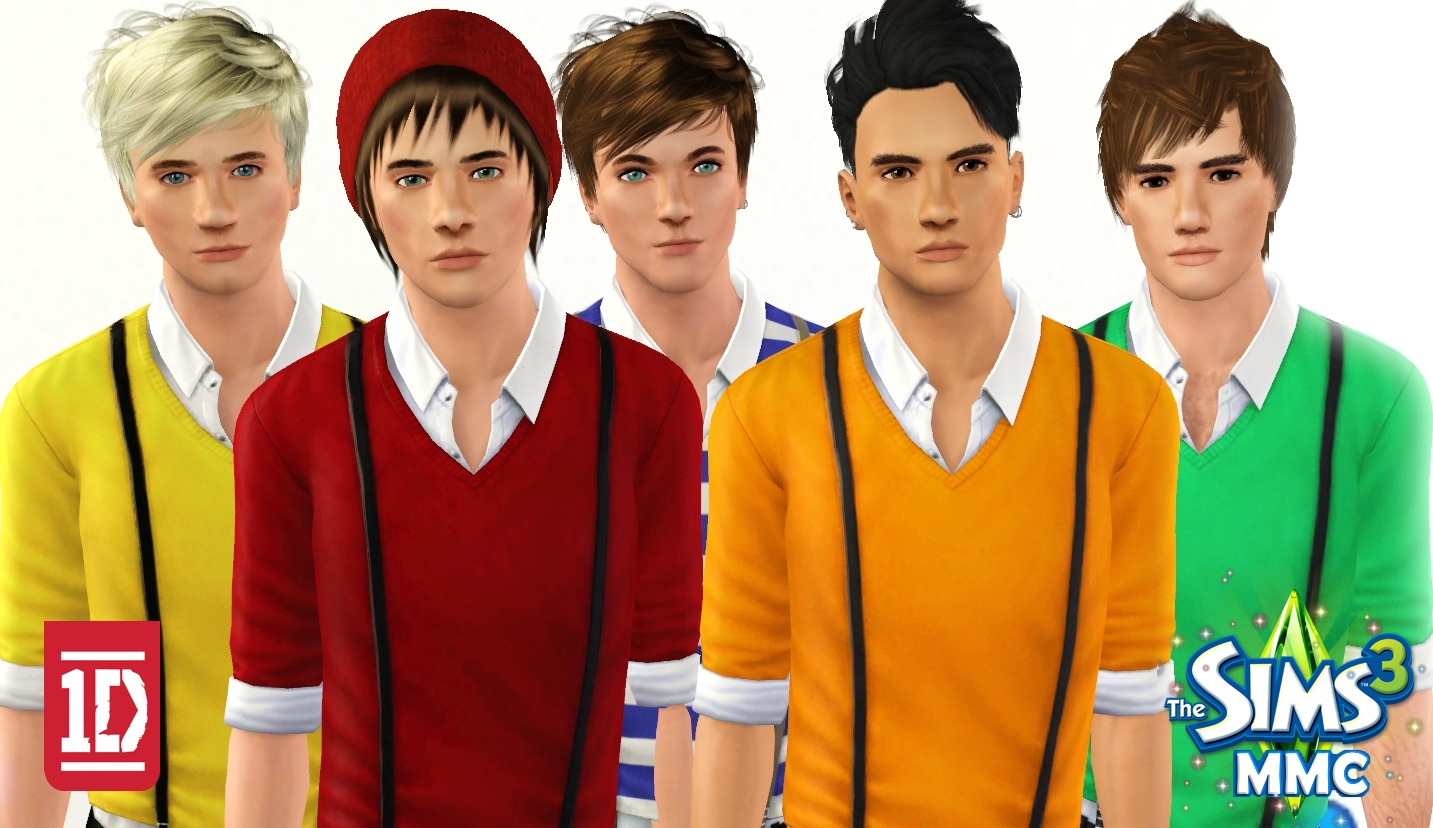 One Direction skins