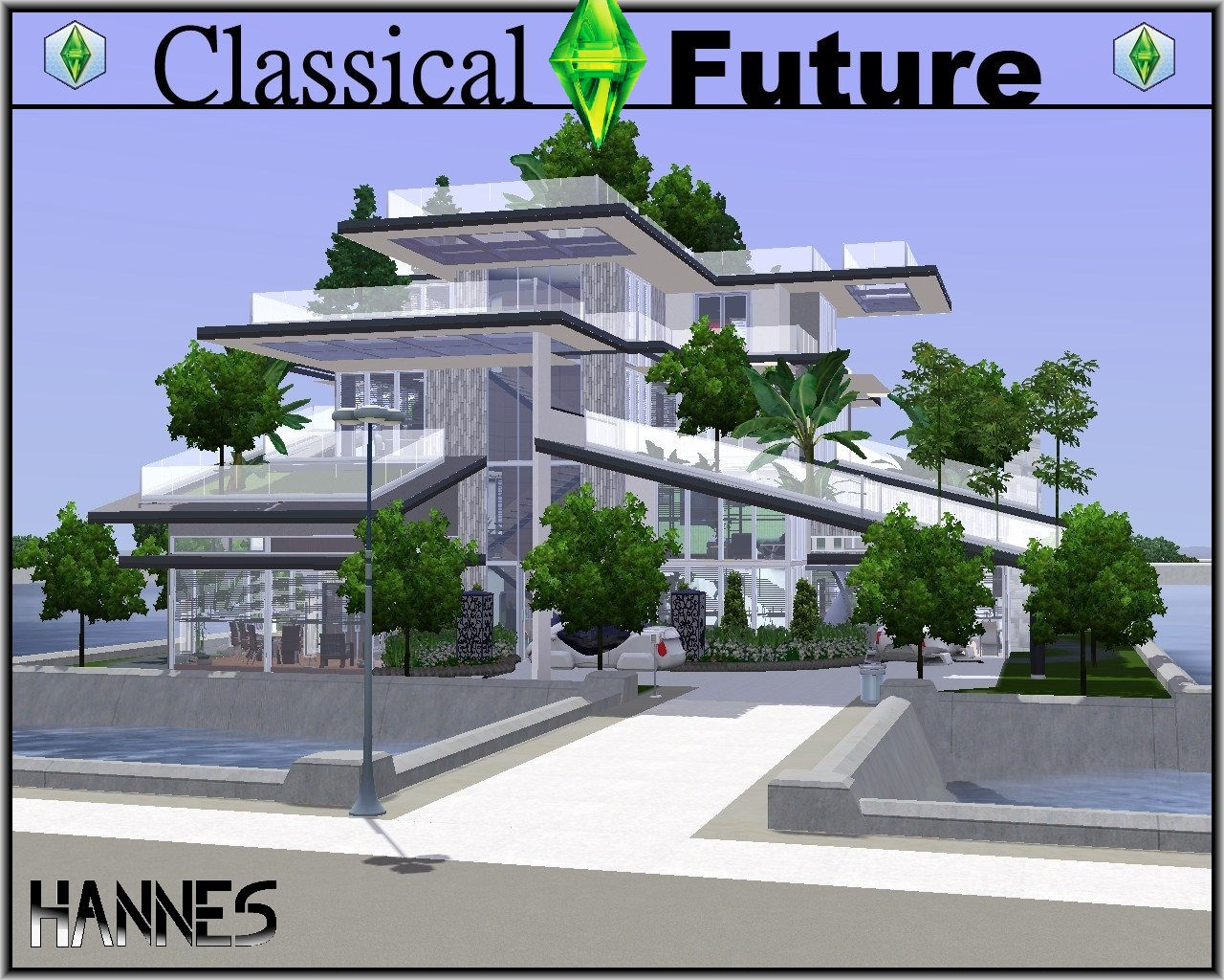 Clasical Future by Hannes16