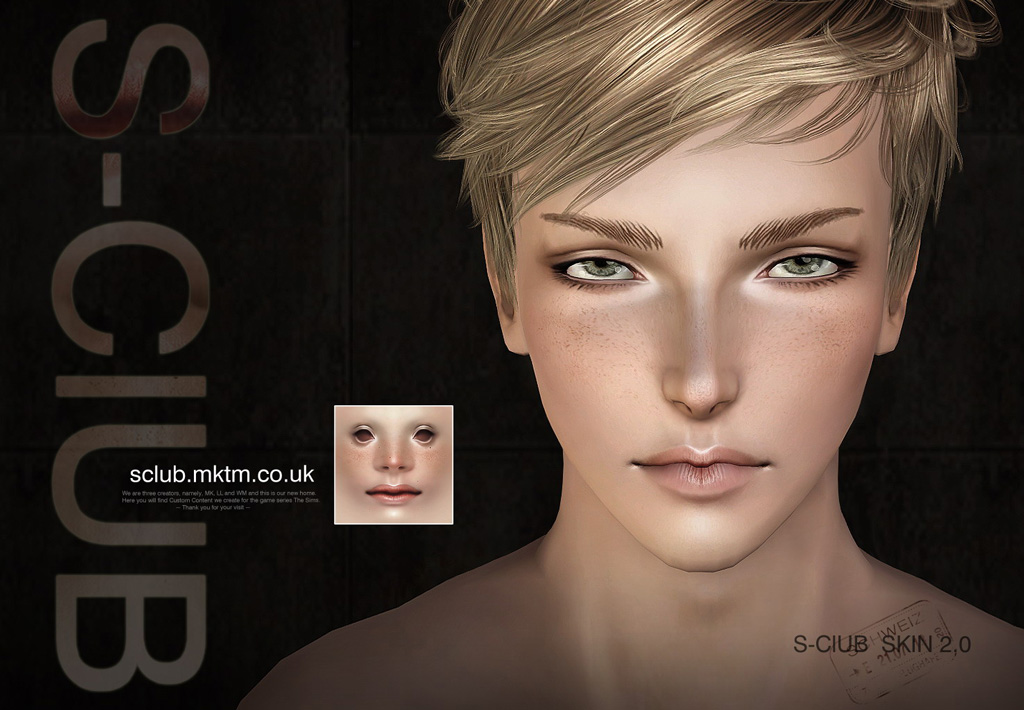 Skin II.0 2013 by S-Club
