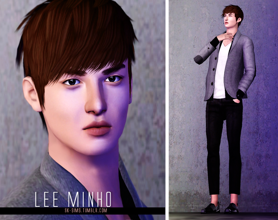 Lee Minho by SK-Sims