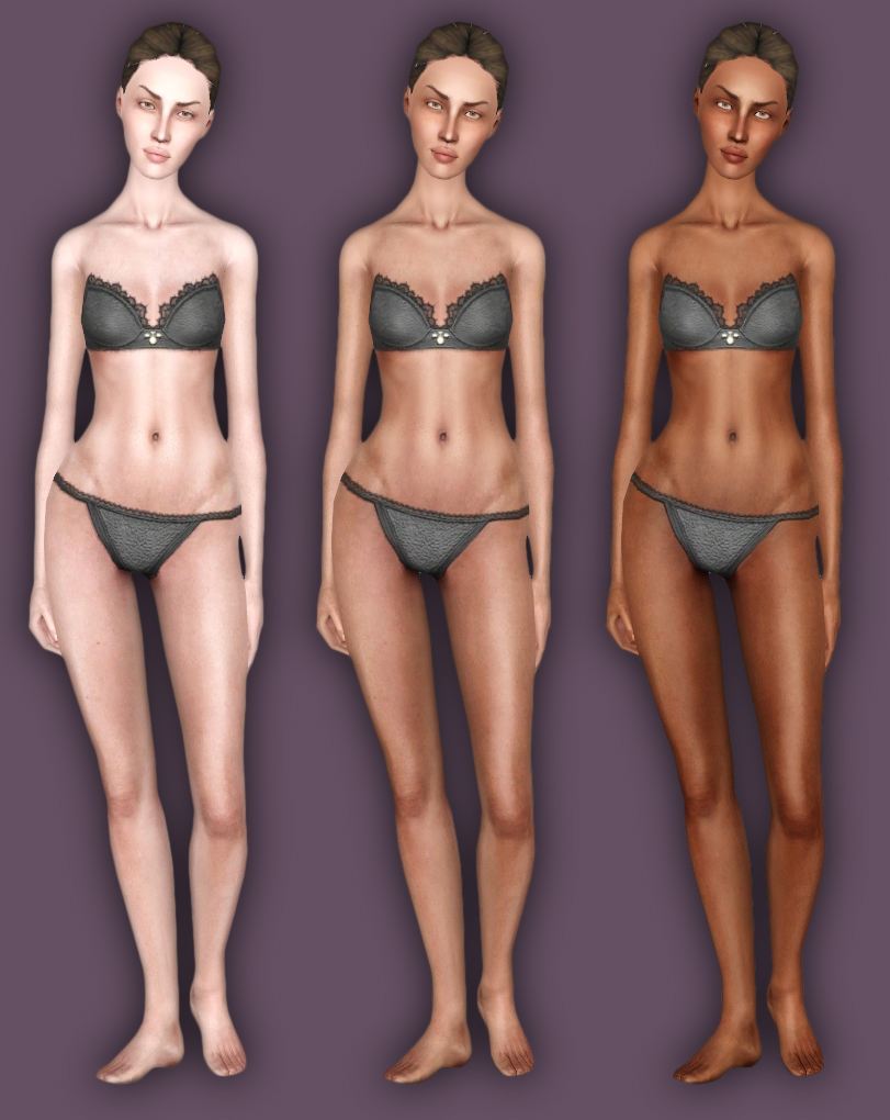 Skalka Skinblend by simsrocuted