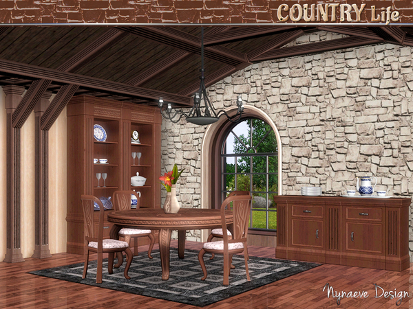 Country Life by NynaeveDesign