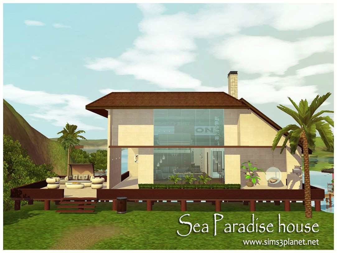 Sea Paradise house by Torri