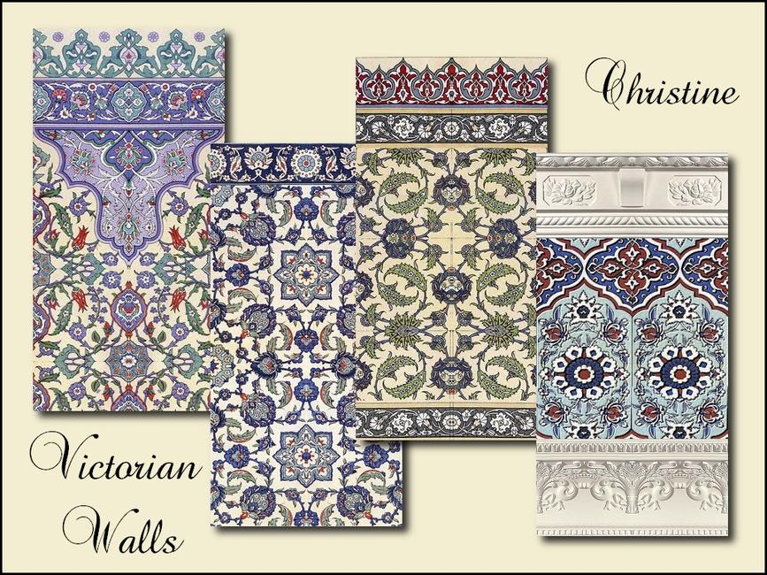 Victorian Wallpapers by cm_11778