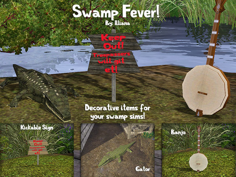 Swamp Fever by Illiana