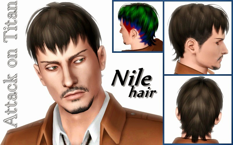 Nile Hair for Males by Bucket