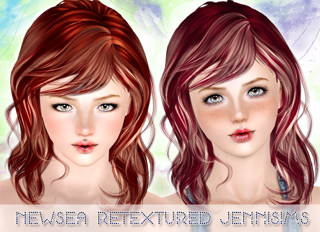 Newsea Hair Sleep Alone retextured All ages by Jennisims