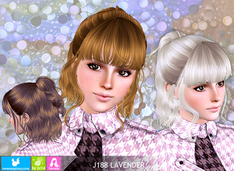 J188 Lavender by NewSea