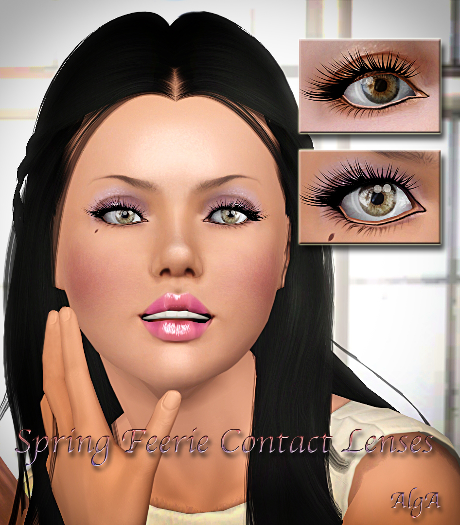 Spring Feerie Make-up Collection by AlgA