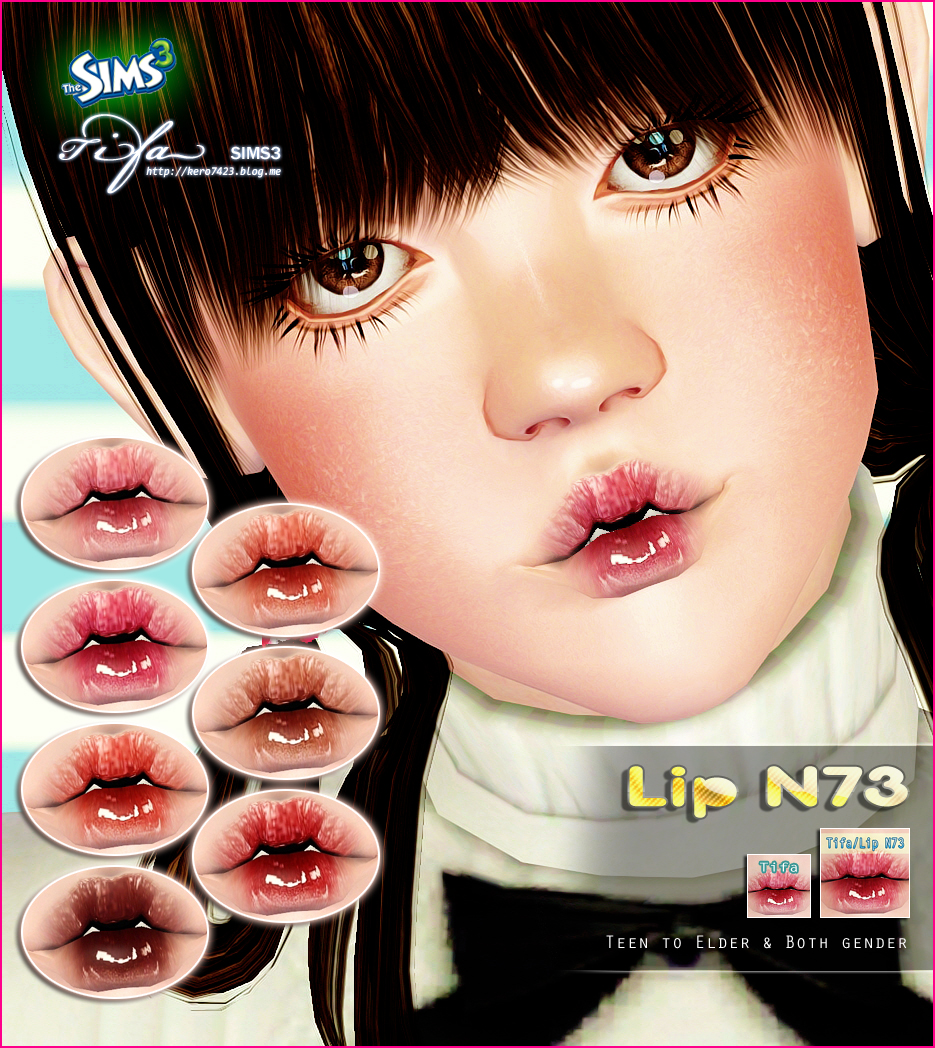 Lip N73 by Tifa