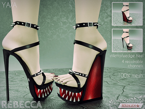 Madlen Rebecca Shoes by MJ95