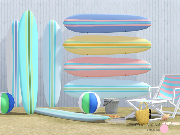 Coast Surf Set by DOT