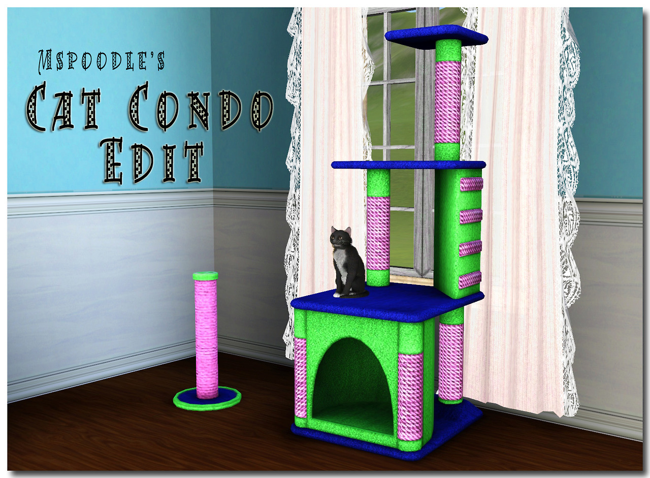 Cat Condo Edit by Mspoodle1